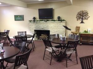 inside united methodist church of medicine lodge